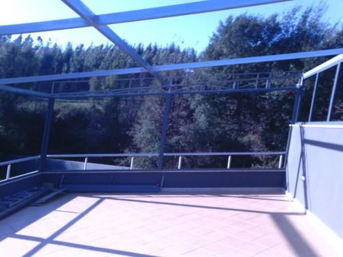 portfolio 164/188  - terraço transformado em salão