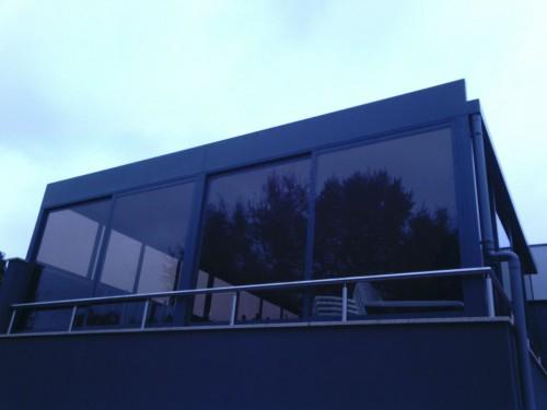 portfolio 161/188  - terraço transformado em salão