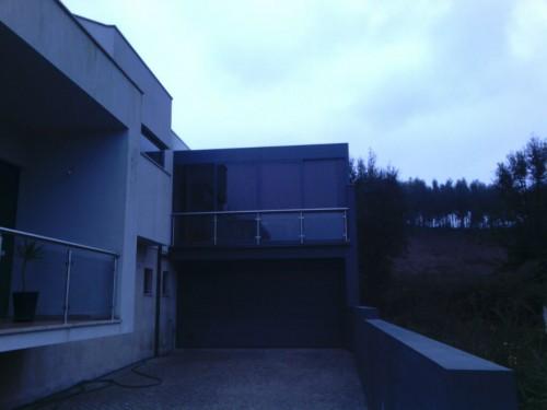 portfolio 158/188  - terraço transformado em salão
