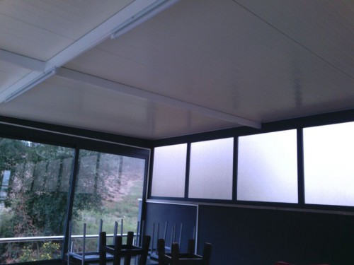 portfolio 157/188  - terraço transformado em salão
