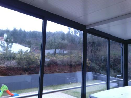 portfolio 156/188  - terraço transformado em salão
