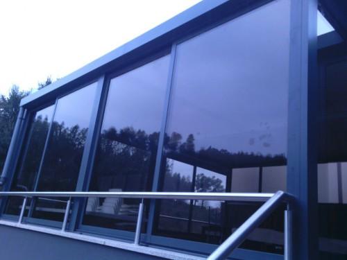 portfolio 155/188  - terraço transformado em salão