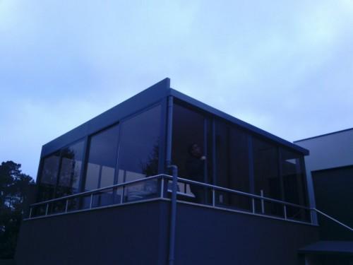 portfolio 154/188  - terraço transformado em salão