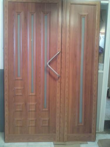 portfolio 186/188  - porta em lacado madeira