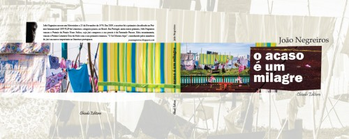 portfolio 7/11  - Capa de Livro