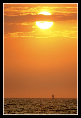 portfolio 5/17  - Pôr do Sol