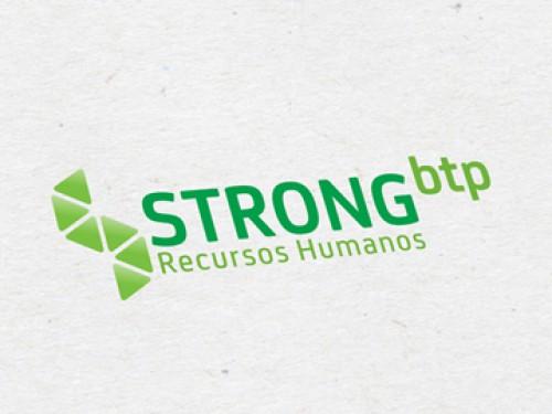 portfolio 20/34  - Criação de logótipo para empresa de recursos humanos