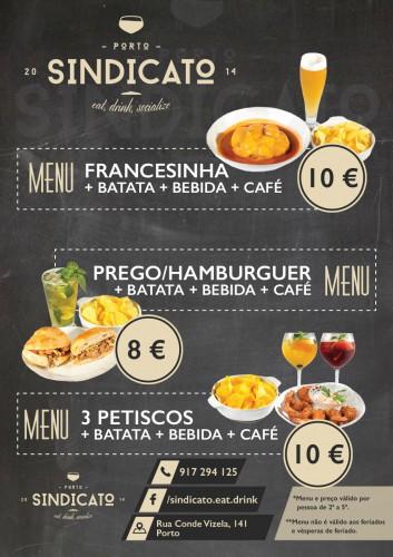 portfolio 6/34  - Criação de flyer para restaurante de tapas