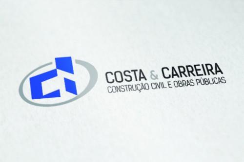 portfolio 30/34  - Remodelação de logótipo para empresa de construção civil