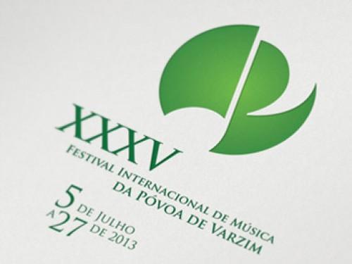 portfolio 29/34  - Criação de logótipo (vencedor em concurso público) para evento musical na Póvoa de Varzim