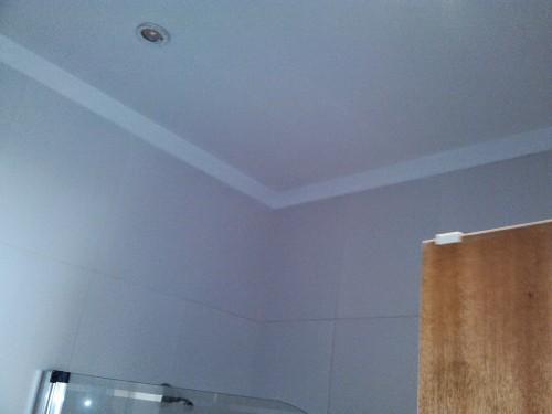 portfolio 349/449  - Reparação tecto WC