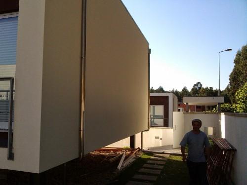 portfolio 291/449  - Reabilitação int/ext de moradia em Famalicão
