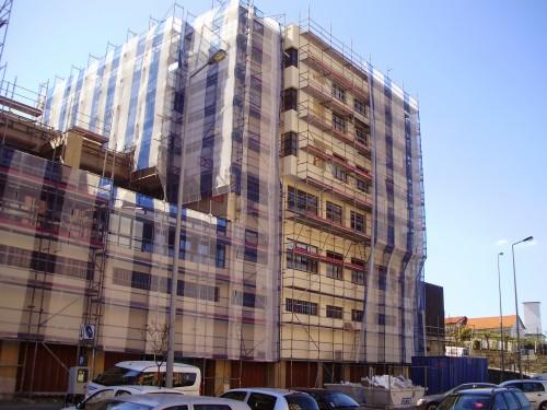 portfolio 254/449  - Reabilitação total ext do edifício Parque Paredes