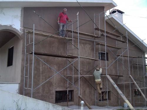 portfolio 419/449  - Reabilitação de moradia em Paços Brandão