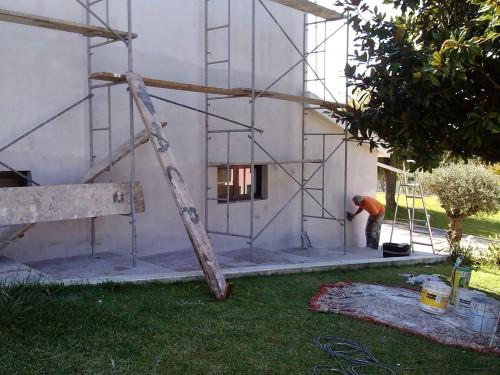 portfolio 412/449  - Reabilitação de moradia em Paços Brandão