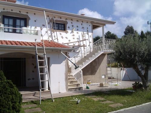 portfolio 407/449  - Reabilitação de moradia em Paços Brandão
