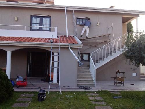 portfolio 403/449  - Reabilitação de moradia em Paços Brandão