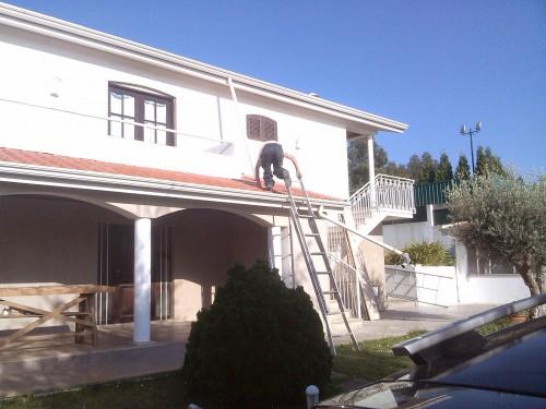 portfolio 402/449  - Reabilitação de moradia em Paços Brandão