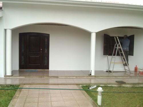portfolio 400/449  - Reabilitação de moradia em Paços Brandão