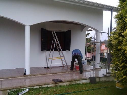 portfolio 396/449  - Reabilitação de moradia em Paços Brandão