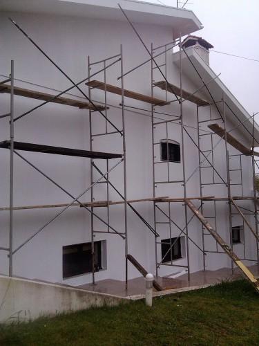 portfolio 395/449  - Reabilitação de moradia em Paços Brandão