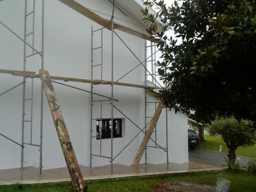 portfolio 392/449  - Reabilitação de moradia em Paços Brandão