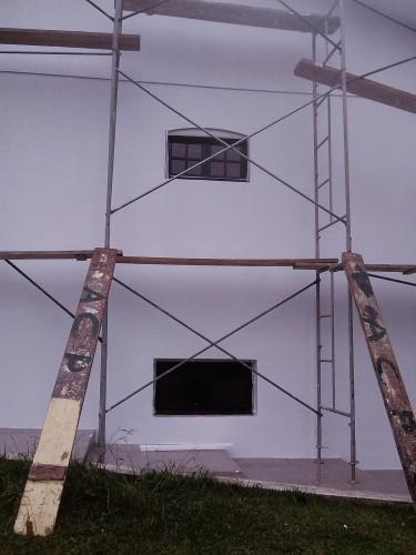 portfolio 390/449  - Reabilitação de moradia em Paços Brandão
