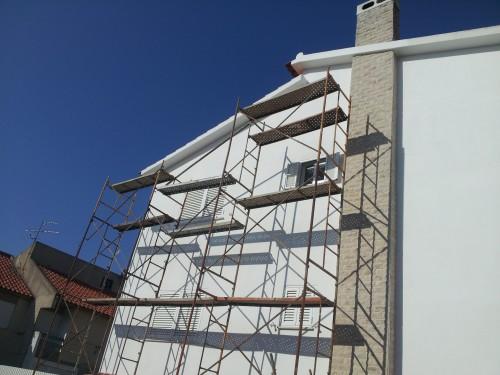 portfolio 6/23  - Isolamento e pintura de edifícios