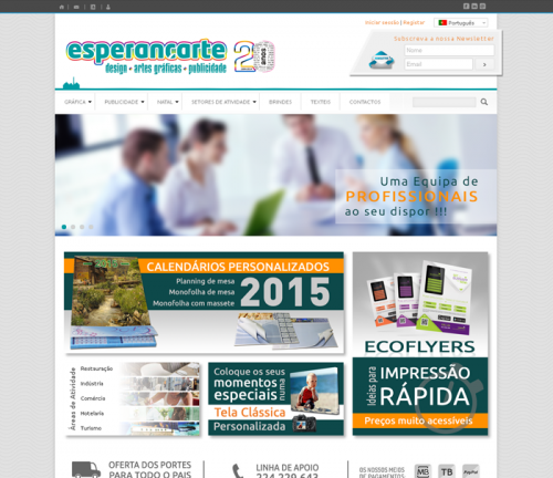 portfolio 4/9  - http://www.esperancarte.pt/wp/