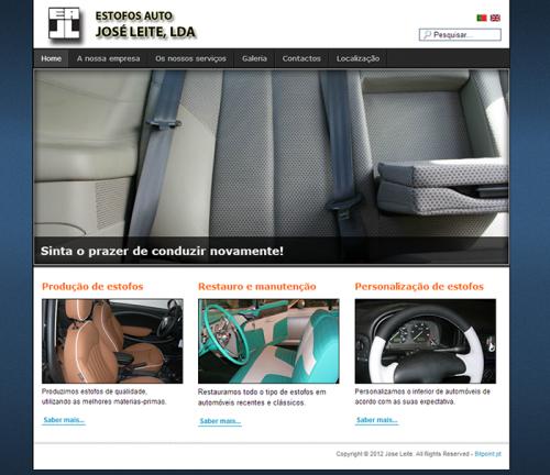 portfolio 5/9  - http://estofosjleite.pt/