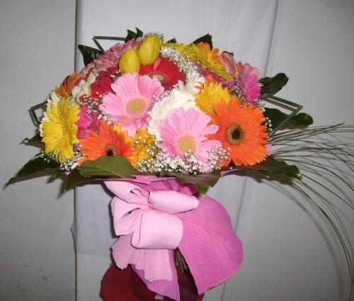 portfolio 6/9  - Bouquet Gerberas