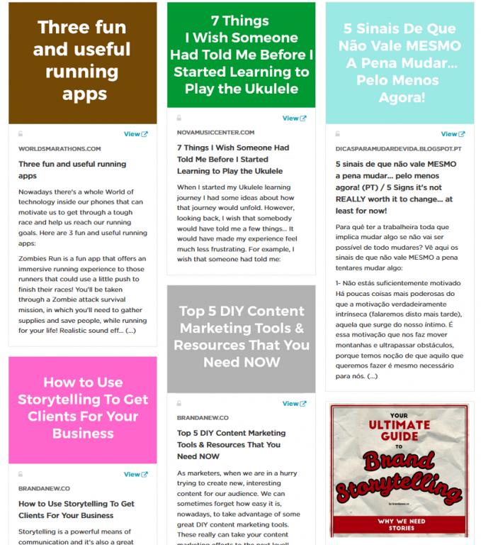 portfolio 5/13  - Writing - portfolio (artigos para vários nichos) - https://dianaduartemadaleno.contently.com/