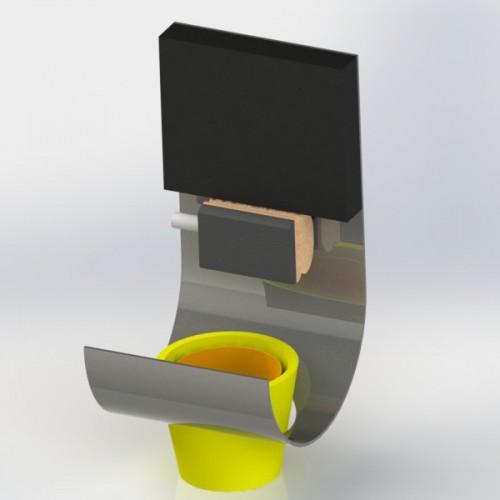 portfolio 6/9  - Suporte para Vasos - 3D