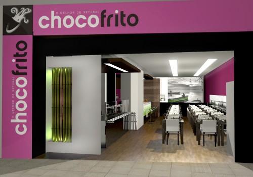 portfolio 10/17  - Restaurante Choco Frito - Barreiro Retail Park