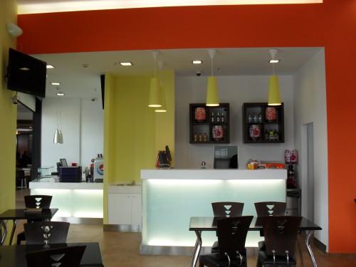 portfolio 9/17  - Restaurante Pizza Planet - Barreiro Retail Park