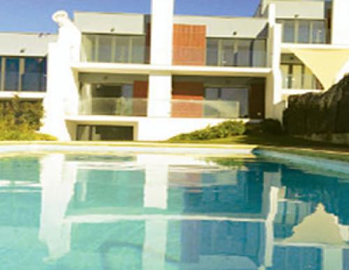 portfolio 1/4  - 6 Habitações em Banda Tróia - Sóltroia