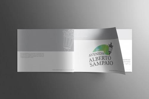 portfolio 4/5  - Imagem Corporativa Avenida Alberto Sampaio