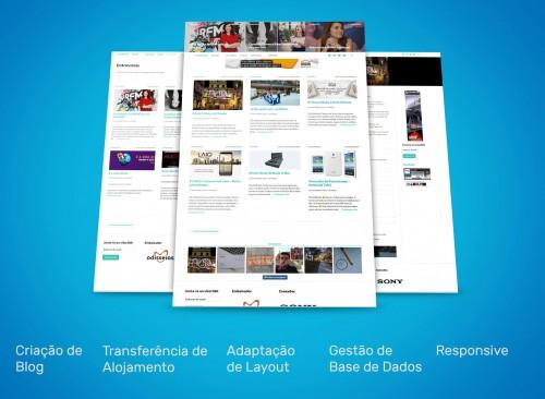portfolio 2/5  - Vitor360, Blog LifeStyle