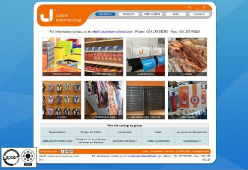portfolio 7/10  - Joalpe International