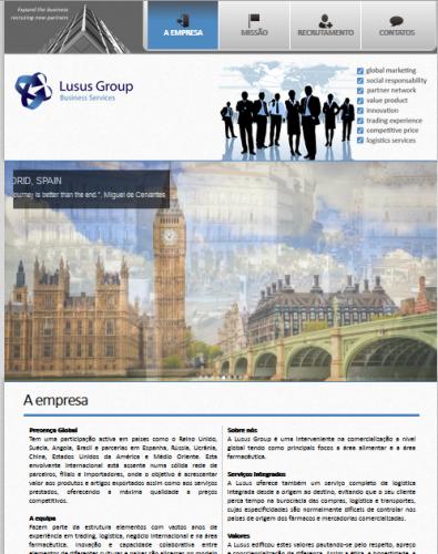 portfolio 5/10  - Lusus Group