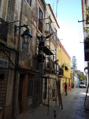 portfolio 6/14  - Reabilitação edificios - Centro Histórico - Setúbal
