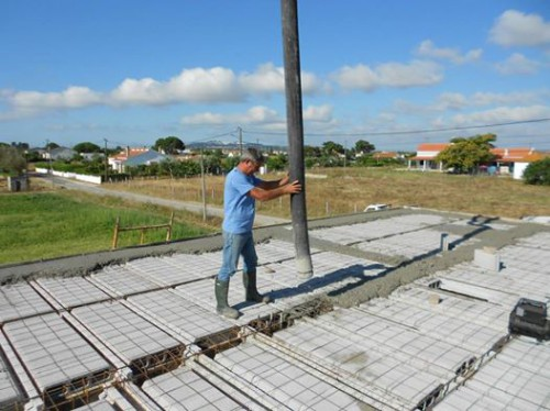 portfolio 8/14  - Estruturas - betonagens - moradia - Sesimbra
