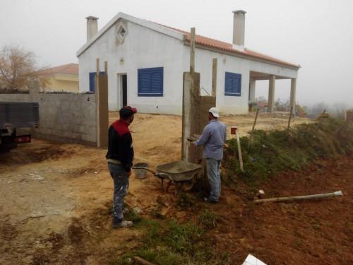 portfolio 7/14  - Construç ão de moradia - Valdera - Pinhal Novo