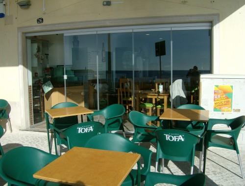 portfolio 21/44  - Remodelação de restaurante em Sesimbra