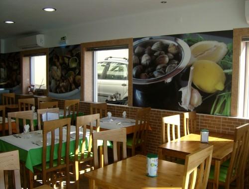 portfolio 25/44  - Remodelação de restaurante em Sesimbra