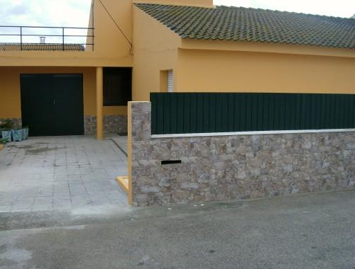 portfolio 16/44  - Remodelação e pintura de vivenda no Faralhão