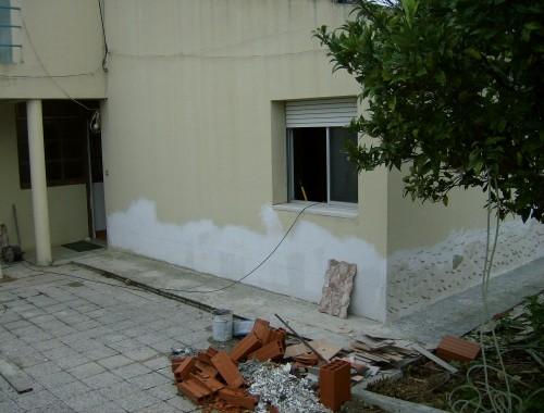 portfolio 5/44  - Remodelação e pintura de vivenda no Faralhão