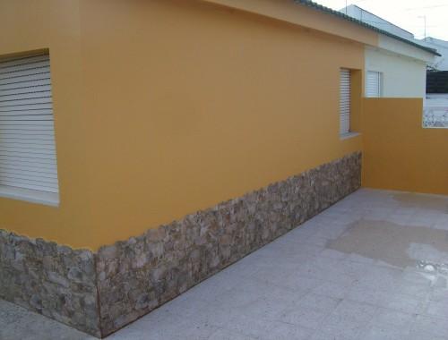 portfolio 2/44  - Remodelação e pintura de vivenda no Faralhão