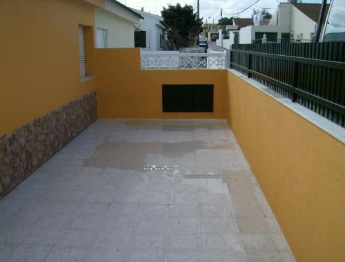 portfolio 1/44  - Remodelação e pintura de vivenda no Faralhão