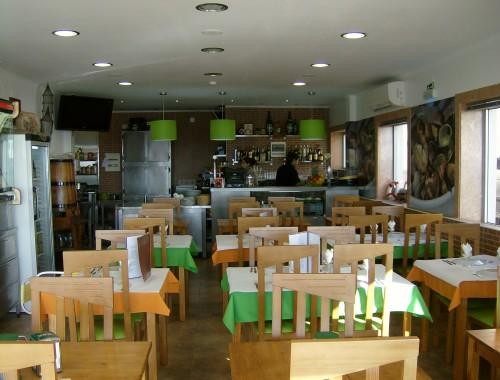 portfolio 40/44  - Remodelação de restaurante em Sesimbra